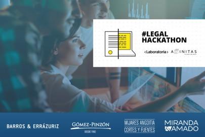 Affinitas y Laboratoria se unen para realizar la primera Legal Hackathon en Latinoamérica