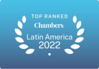 Chambers and Partners clasifica 112 abogados de Affinitas y 52 áreas de práctica en su edición de América Latina 2022